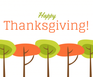 happy thanksgiving - nature
