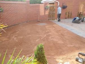 property pre-sod install
